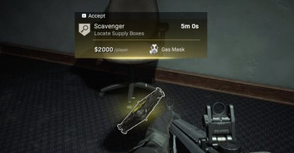 Scavenger Contract