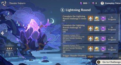 Act 2 Lightning Round