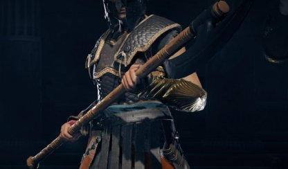 Assassins Creed Odyssey Heavy Bladed