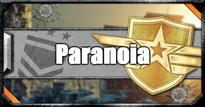 Paranoia - Perk - Priority To Get & How To Use