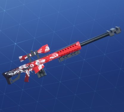 FLOWERPRINT Wrap - Sniper Rifle