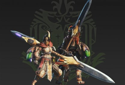 MHW: ICEBORNE | All Weapon Types & Categories - Abilities