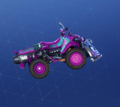 PINK SPLATTER Wrap - Vehicle