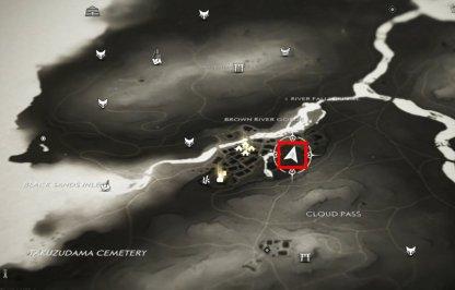 Komatsu Forge Cemetery - Map & Location