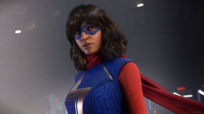 Kamala Khan Gear