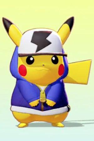 Hip-Hop Style: Pikachu