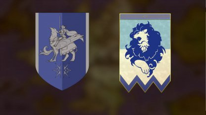 Blue Lion Fire
