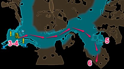 Pandora - Devil's Razor Map