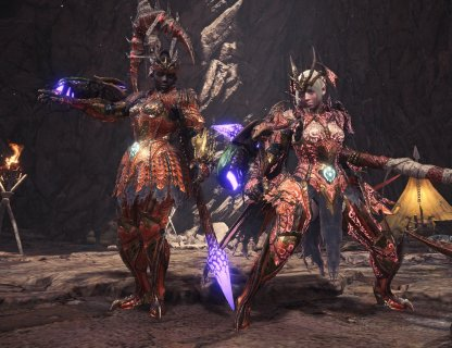 Safi'jiiva Armor α Female