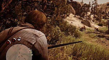 Red Dead Redemption 2 Tracking