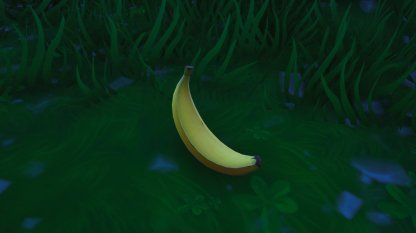 Foraged Item - Banana