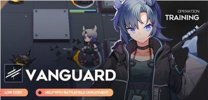 Vanguard Class - Units & Role