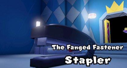 Stapler - Boss Fight Tips