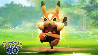 Get Pikachu Libre When Raising Rank