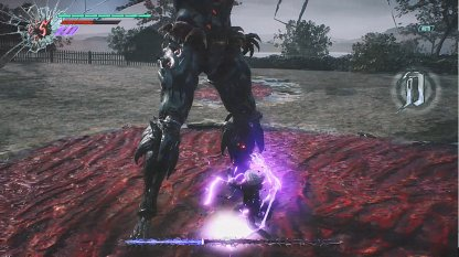 Attack During His Ranged Animations