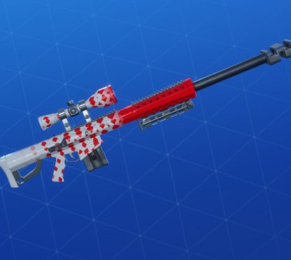 DIAMONDS Wrap - Sniper Rifle