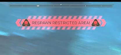 Some Fights Occur In A Respawn Restricted Area