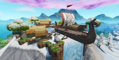 Mountain Top Viking Village