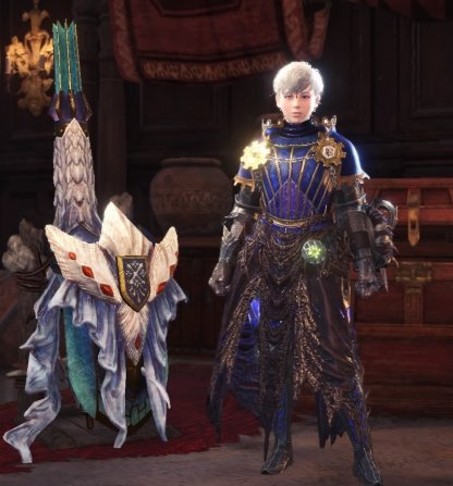 Lunastra Weapon Build For The Lance