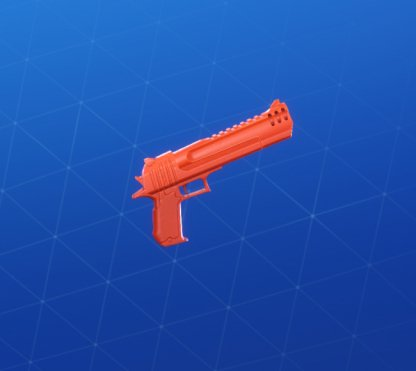 RED TOY Wrap - Handgun