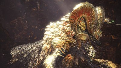 Complete the Kulve Taroth Quest
