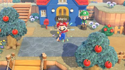 mario outfit