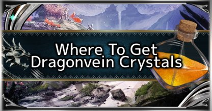 Dragonvein Crystals