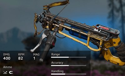 Far Cry New Dawn Saw Launcher V.1