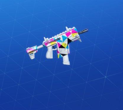 CHROMATIC Wrap - Submachine Gun