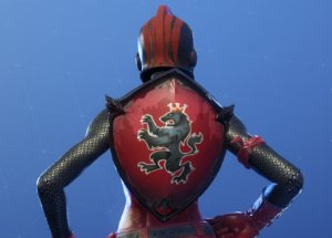 RED SHIELD Image