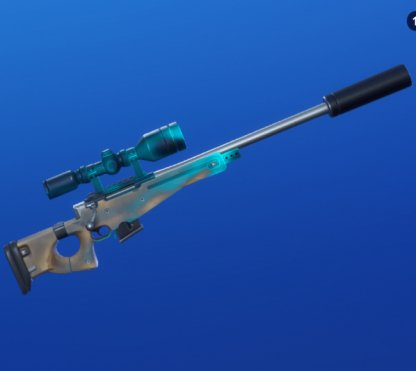 DEAD WAVE Wrap - Sniper Rifle