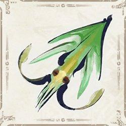 Green Lampsquid