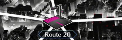 Route 20 map