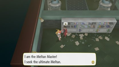 Meltan Master Trainer