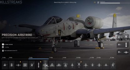 Precision Airstrike