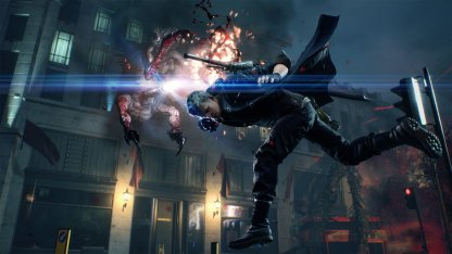 Devil May Cry 5 Nero Devil Breaker - Punch Line