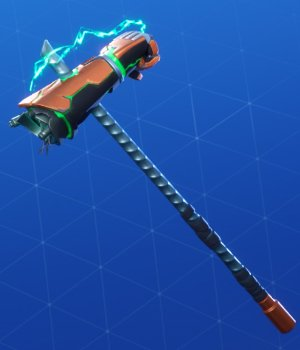 Pickaxe Skin POWER PUNCH