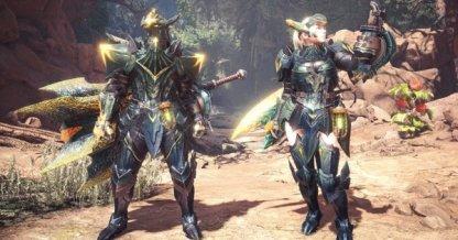 Raging Brachydios Weapons & Armor