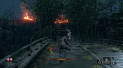 You Can Ignore Enemies On This Bridge
