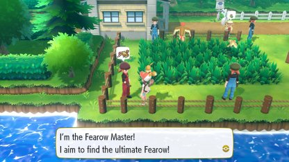 Fearow Master Trainer