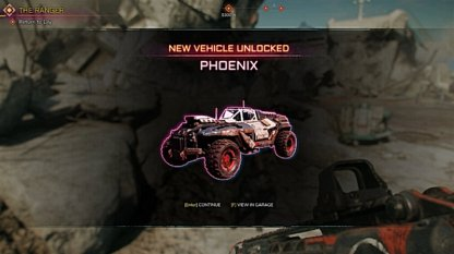 Unlock The Phoenix Vehicle