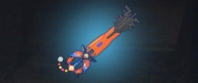 Nano Gear - Keyblade Stats & How To Get