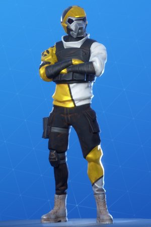 Skin Outfit HARD CHARGER