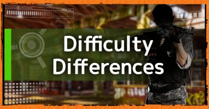 Difference Between Difficulty Levels - Rewards & Enemies