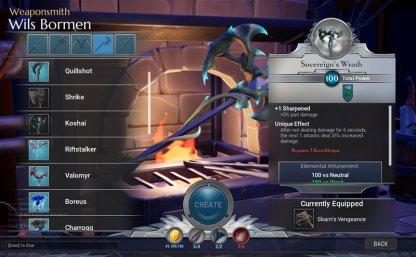 Part Breaker Axe Build Loadout