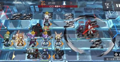 Hit FrostNova With Long-Range Attacks