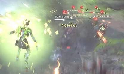 Anthem Use Abilities To Quickly Defeat Scars