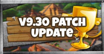 v9.30 Patch Update - June 18, 2019