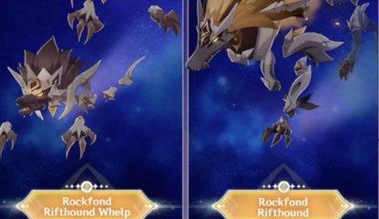 Rockfond Rifthound & Whelp
