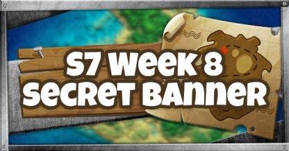 Season 6 Week 6 Secret Banner Location